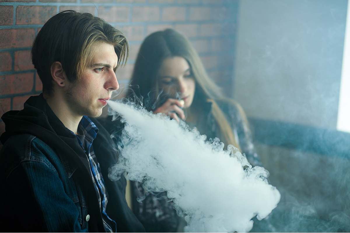 Time to Quit Vaping: Teens and Young Adults course image